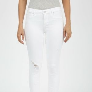 Articles of Society Carly Jeans White Size 29 NWT